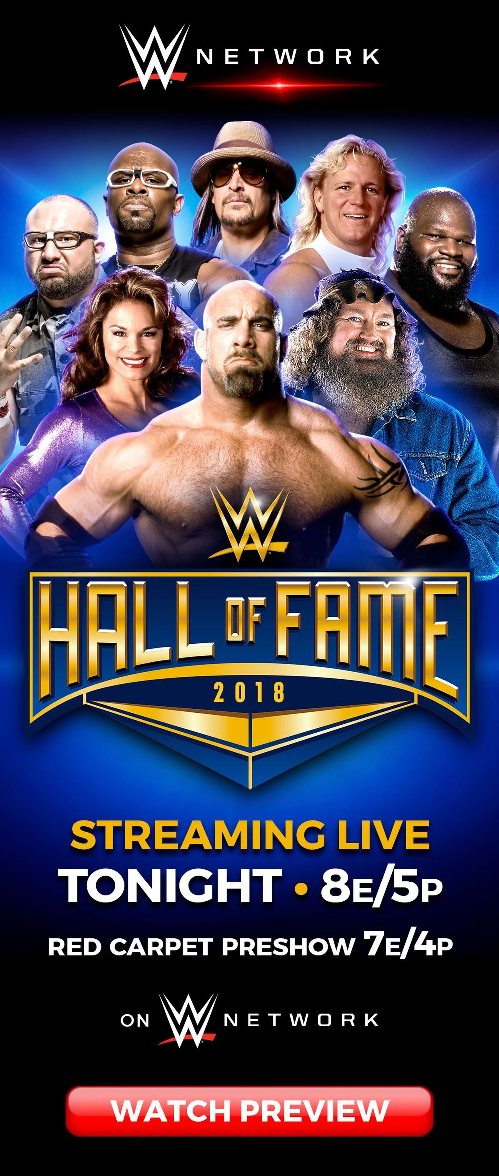 wwe hall of fame 2018 thread 4618 the craphole